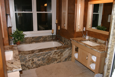 Bathrooms Made By Stonecrafters